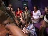 Un black sucé dans un bar devant tout le monde