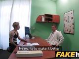 Une patiente tronchée chez son médecin
