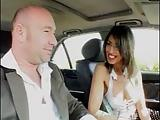Française baise son moniteur d'auto école